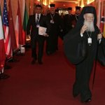 The Ecumenical Patriarch at the 5th World Policy Conference in Cannes and in Monaco