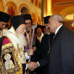 Funeral of Patriarch Ignatius of Antioch