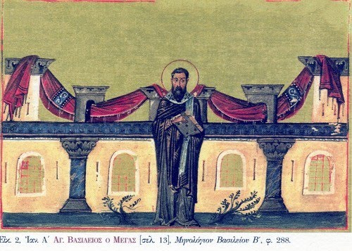 The Life of Saint Basil the Great