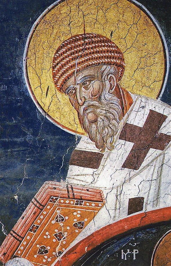 Saint Spyridon the Wonderworker, Bishop of Tremithus