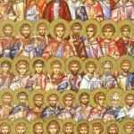 The Assembly (Synaxis) of the Seventy Holy Apostles