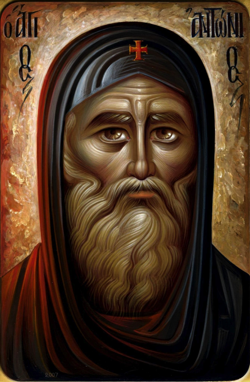 Saint Athanasius of Alexandria: Life of Saint Anthony
