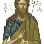 Synaxis of the Holy Glorious Prophet Forerunner and Baptizer John
