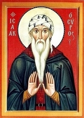 St Isaac the Syrian 1-1