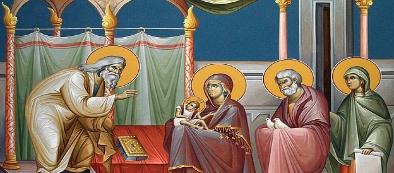 Feast of the Presentation of Our Lord in the Temple (February 2nd)