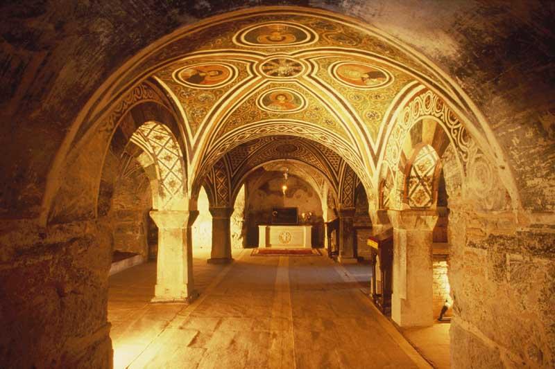 The Tomb of Saint Loukas
