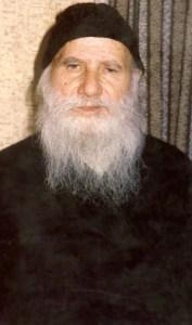 Elder Porphyrios (1906-1991)