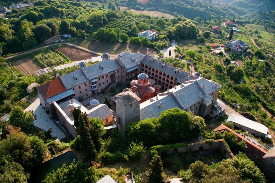 Koutloumousiou Monastery