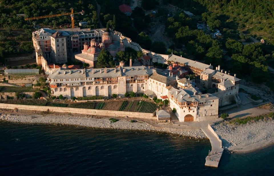 Ksenofontos Monastery