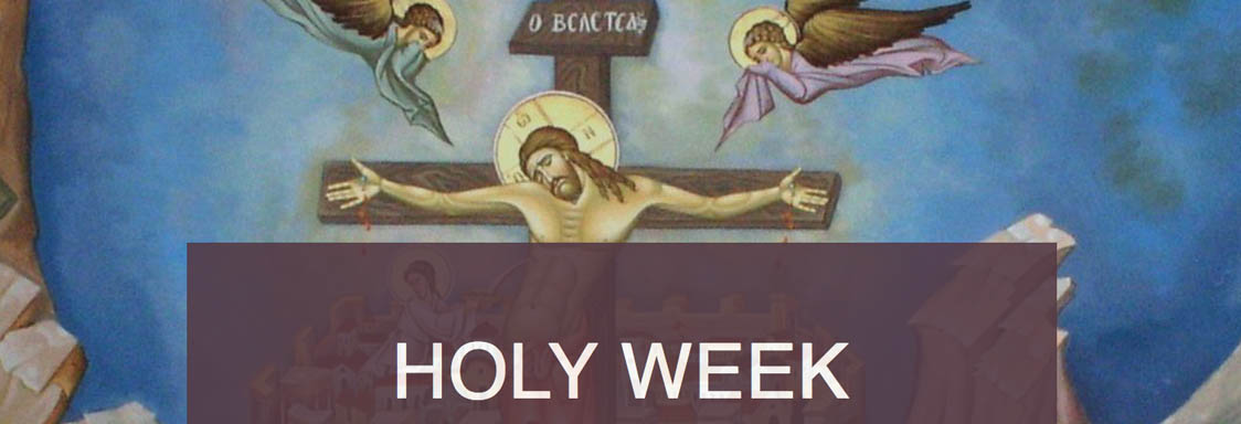 Holy Week and Pascha 2016 Schedule of Services