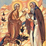 Saint Mary of Egypt (April 1st)