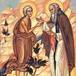 Saint Mary of Egypt (April 1st)