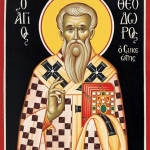 Saint Theodore of Sykeon (April 22)