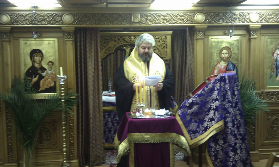 The Mystery of Holy Unction