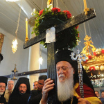 Ecumenical Patriarch in Imvros for Holy Week and Pascha 2013