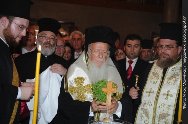 Plot to Kill Ecumenical Patriarch Bartholomew Uncovered by Turkey