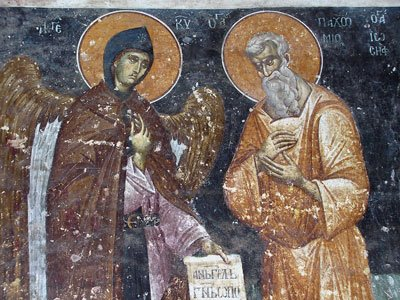Saint Pachomios the Great and Founder of Cenobitic Monasticism