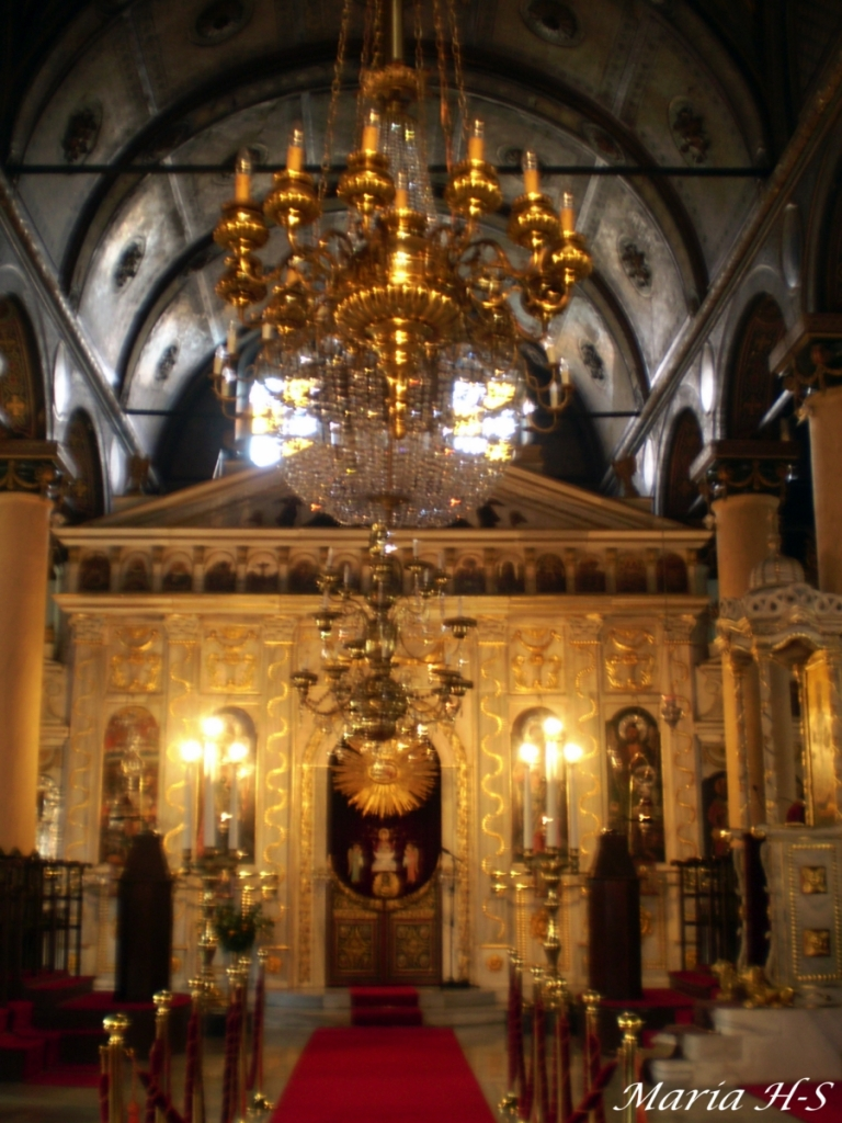 The Church of the Mother of God the Life-Giving Spring at Baloukli