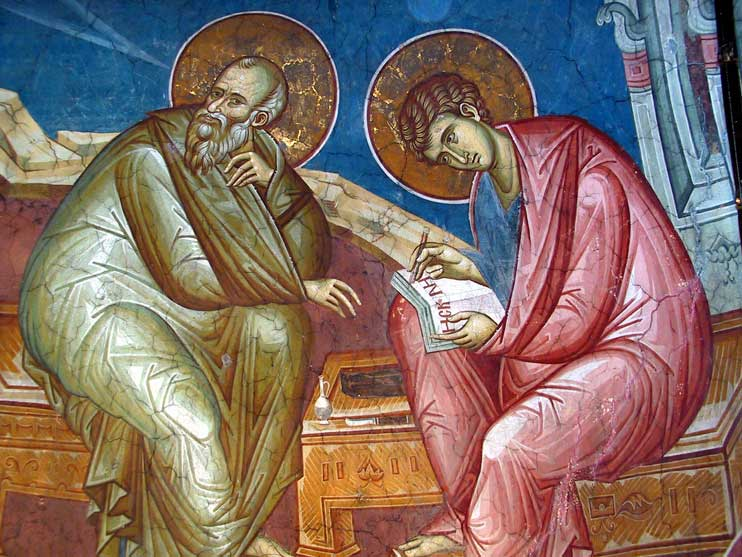"The ""Manna"" of Saint John the Theologian"