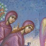 Homily on the Sunday of the Myrrhbearers by Saint Gregory Palamas