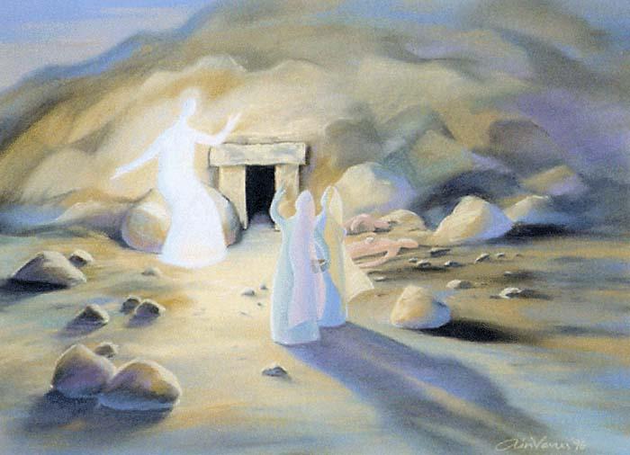 risen christ #3
