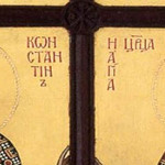 Saint Constantine the Great and Saint Helen, the Equal to the Apostles