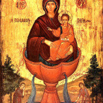 Bright Friday: The Feast of the Mother of God the Life-Giving Spring