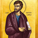 June 11th: Holy Apostle Bartholomew of the Twelve