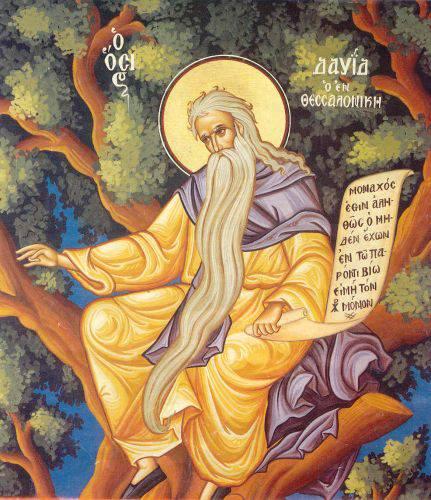 June 26: Saint David of Thessaloniki