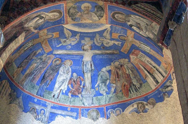 Visit the Cave Churches of Cappadocia