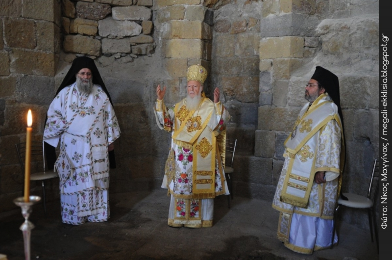 Saint Macrina Church in Central Anatolia holds First Ceremony in 90 Years