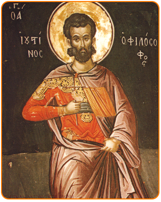 June 1st: Saint Justin the Philosopher and Martyr