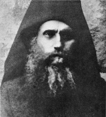 Saint Silouan the Athonite (1866-1938)