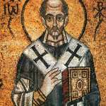 About Blasphemy by Saint John Chrysostom