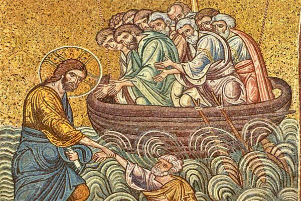 Sermon on 9th Sunday of Matthew