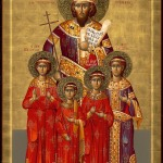Canonization of New Saints by the Ecumenical Patriarchate