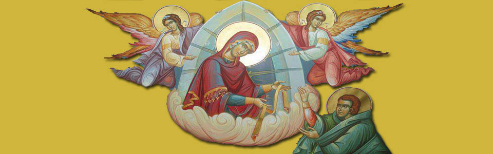 August 31: The Holy Belt of the Most Holy Theotokos