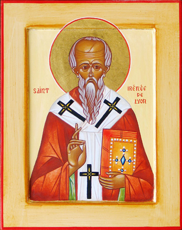 August 23: The Holy Hieromartyr Irinaios, Bishop of Lugdunum (Lyons)