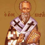 The Holy Apostle Kodratos as a Model for our Lives