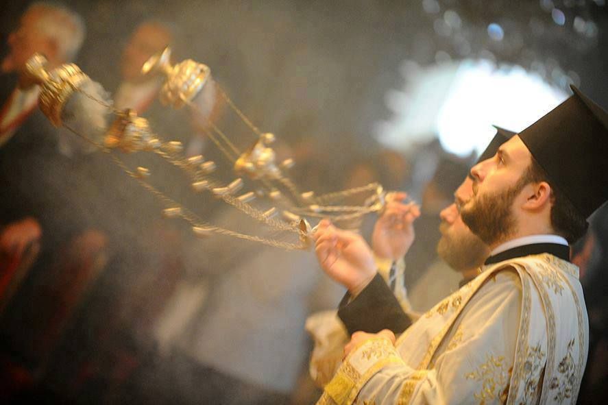 The use of Incense in Church