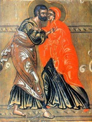 Saint John the Damascene: On the Chaste Couple Joachim and Anna