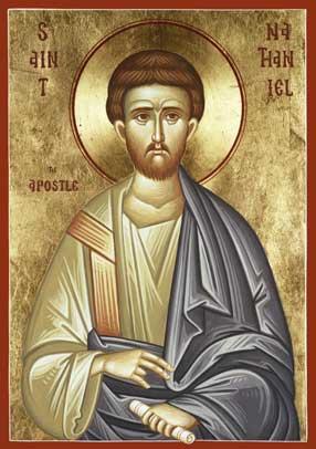 Saint Nathaniel in John's Gospel
