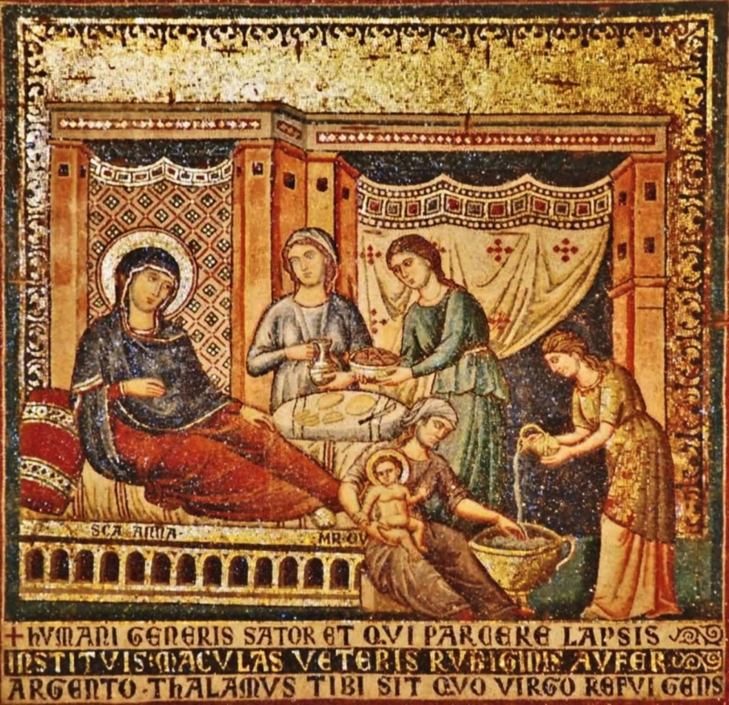 pietro-cavallini-the-nativity-of-the-mother-of-god-basilica-di-santa-maria-in-trastevere-roma-italy-1296-1300