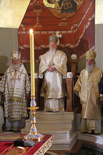 Ecumenical Patriarch Bartholomew in Serbia for Edict of Milan Celebration