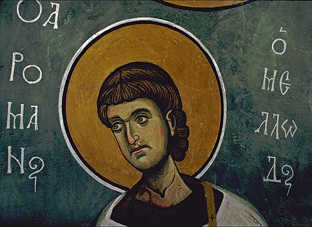 Saint Romanos the Melodist as a Model for our Lives