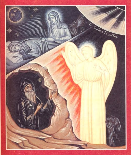 Saint John Climacus: On Dreams