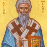 Saint Gennadius of Constantinople as a Model for our Lives