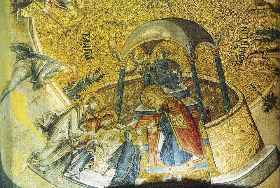 Address on the Feast of our Most Holy Theotokos