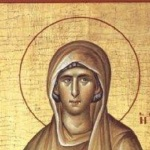 Saint Anastasia the Roman as a Model for our Lives