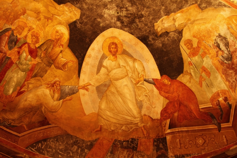 Saint Symeon the New Theologian: On the Banishment and Repentance of Adam and Every Christian